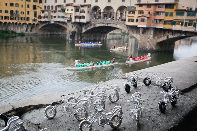 Nad rzeką Arno
