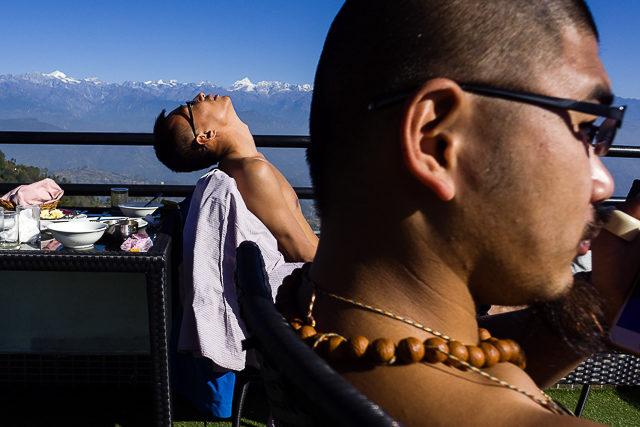U stóp Himalajów