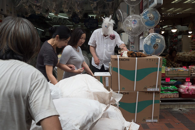 Szczęście w Hongkongu